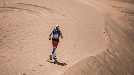Stunning Result For British Army Captain In 'Toughest Race On Earth'