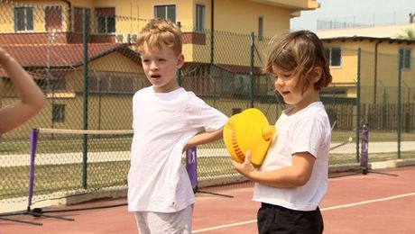 Ferrari Class: The British Forces Kids Growing Up In Naples