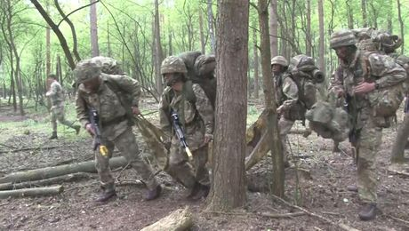 Future Army Leaders Put To The Test