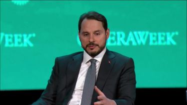 Ministerial Dialogue with HE Berat Albayrak