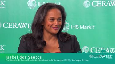 Interview with Atul Arya and Isabel dos Santos