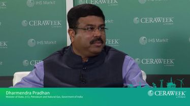 Interview with Daniel Yergin and Dharmendra Pradhan