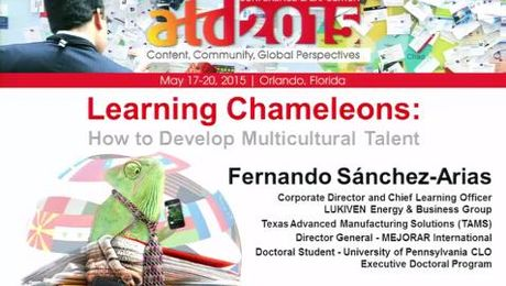 Learning Chameleons: How to Develop Multicultural Talent