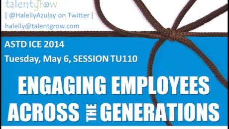 Engaging Employees Across the Generations by Using Social and Informal Learning