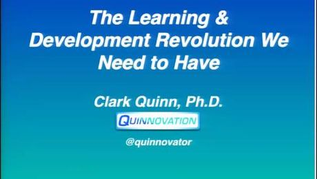 The Learning & Development Revolution We Need to Have