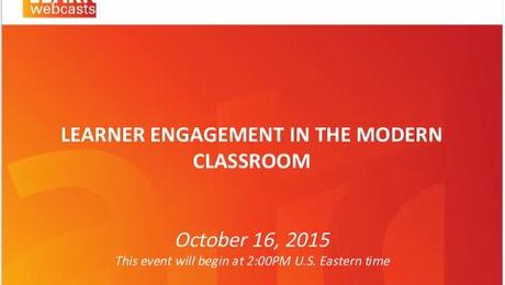 Learner Engagement in the Modern Classroom