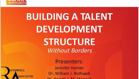 Building a Talent Development Structure Without Borders