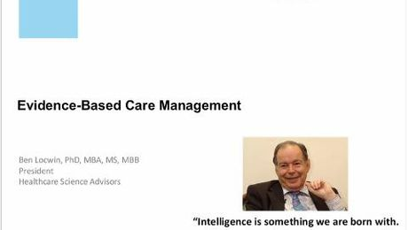Evidence-Based Care Management