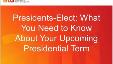 Presidents Elect: What You Need to Know About Your Upcoming Presidential Term