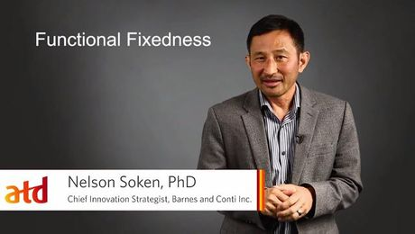 What is Functional Fixedness?