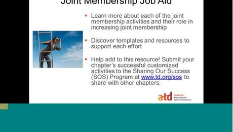 ATD Partnership Team Webcast
