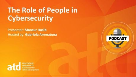 The Role of People in Cybersecurity