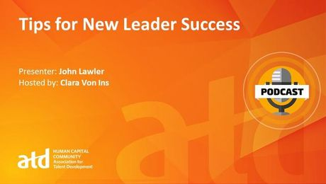 Tips for New Leader Success (Part 1): Prepare for Day 1