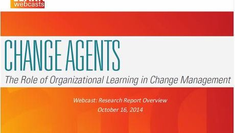 ATD Research Presents: Change Management Research