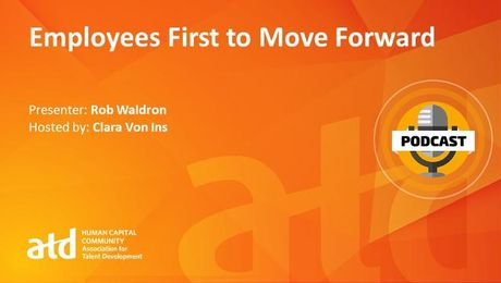 Employees First to Move Forward