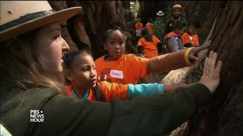 Using America's National Parks as Classrooms