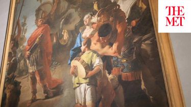 """Winners and Losers"": Xavier Salomon on Tiepolo's Magnificent Canvas"