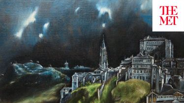 """My First Time"": George Goldner on El Greco's Toledo Masterpiece"
