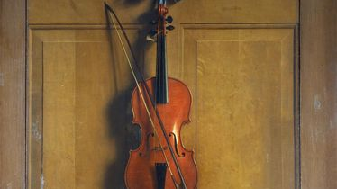 Treasures from Chatsworth, Episode 6: Jan Van Der Vaardt's Trompe l'oeil Violin