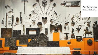 From Forge and Furnace: A Celebration of Early American Iron