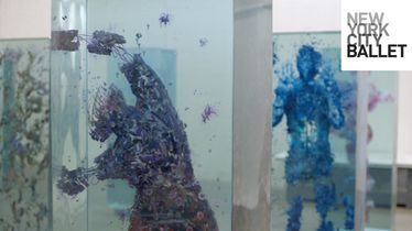 New York City Ballet Art Series Presents: Dustin Yellin