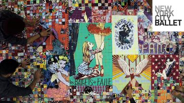 New York City Ballet Art Series Presents: Faile