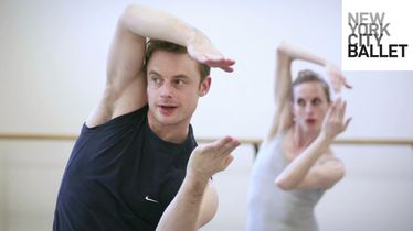 Christopher Wheeldon at NYC Ballet