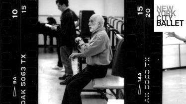 Jerome Robbins at NYC Ballet