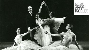 George Balanchine and NYC Ballet