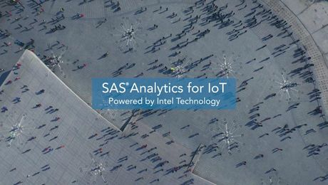 SAS Analytics for IoT Powered by Intel Technology