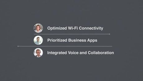 Apple and Cisco: Three Solutions Coming Together