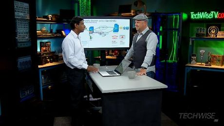 "Excerpt from ""Intelligent Threat Defense from the Network Edge"" on TechWiseTV"
