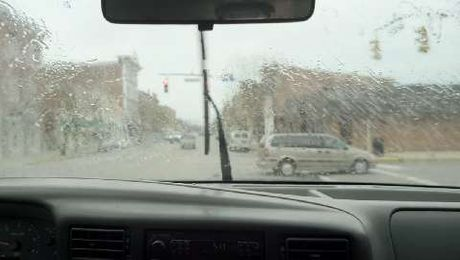 Connecting Windshield Wipers to Forecasts