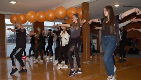 "Die ""Step 1 Danceschool"" in Neumarkt"