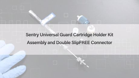 How to Properly Assemble a Waters Sentry Universal Guard Cartridge Holder Kit