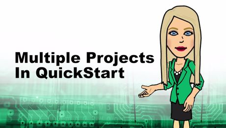 Multiple Projects in Empower Quickstart