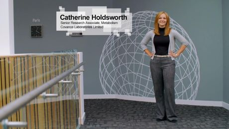 Catherine Holdsworth - Drug Metabolism