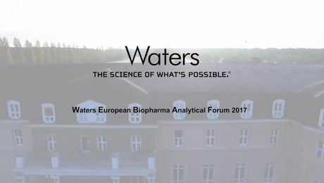WEBAF | Why attend Waters European Biopharma Analytical Forum?