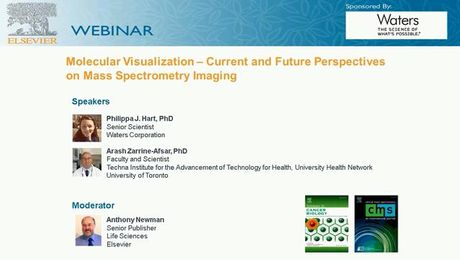 Webinar: Molecular Visualization: Current and Future perspectives on Mass Spectrometry Imaging