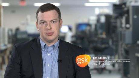 Tim Sikorski - GlaxoSmithKline Interview