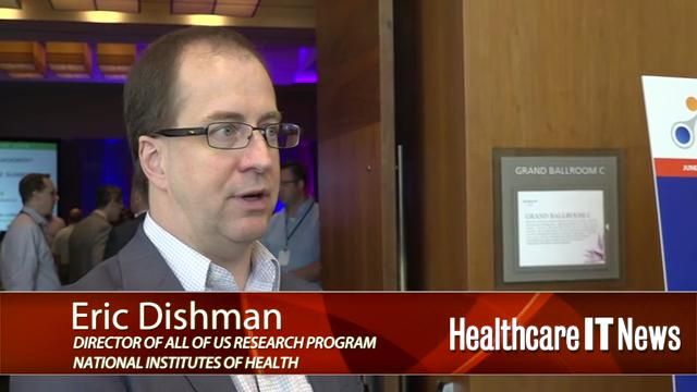 Precision Medicine Summit: Eric Dishman's personal account of genomic data's success