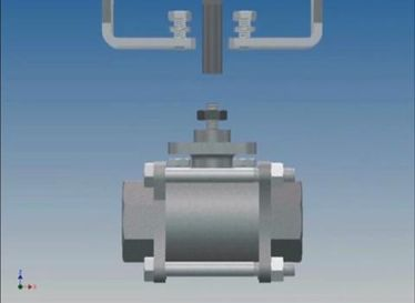 Fisher easy-Drive electric actuator setup and calibration