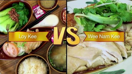 Singapore - Chicken Rice | Food Wars Asia | Food Network Asia
