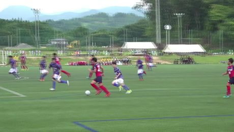 2018.9.2(SUN) 東北社会人サッカー2部南リーグ第11節 vs会津オリンパス GAME HIGHLIGHT