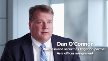 Global Opportunity (GO): Dan O'Connor (Hong Kong)