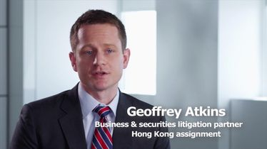 Global Opportunity (GO): Geoff Atkins (Hong Kong)