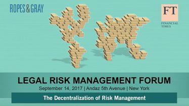The decentralization of risk management
