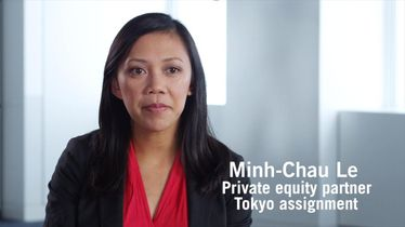 Global Opportunity (GO): Chau Le (Tokyo)