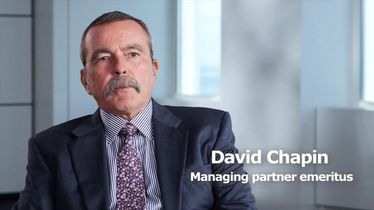 Global Opportunity (GO): David Chapin (managing partner emeritus)