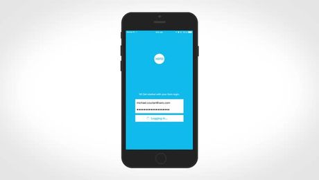 Xero for iOS - Touch ID